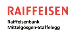 Logo der Raiffeisenbank Mittelgösgen-Staffelegg